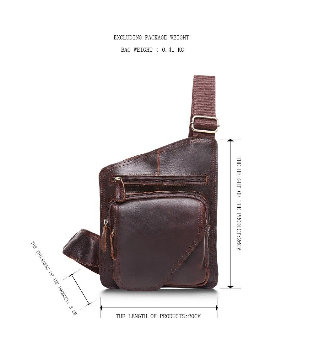 B214---Genuine Leather Men Chest Bag _01 (1)