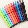 Stationery pen 0.3mm multicolour unisex pen stabilo 12 Colors/BOX gel pen papelaria