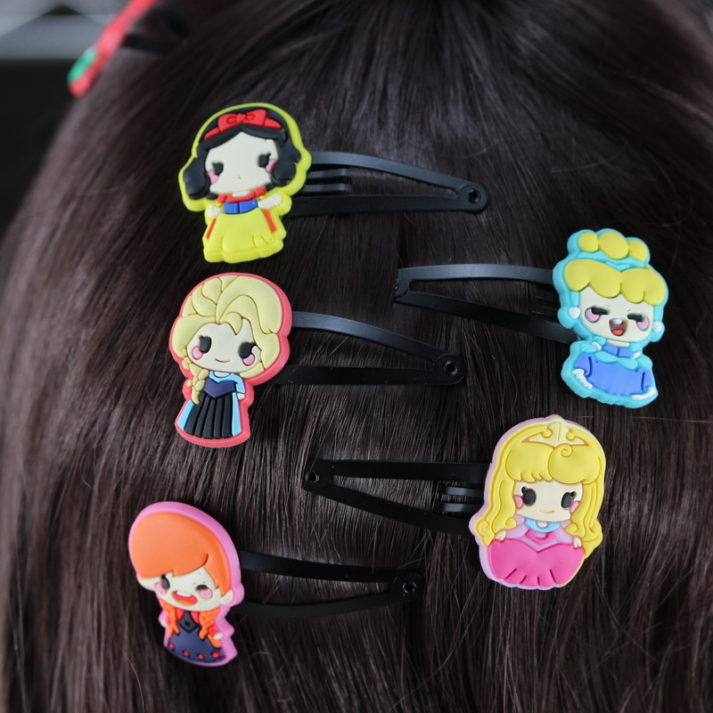 isnice Hair Clip of hairgrips ,10pcs/Lot High Quality Hair Accessories of princess BB Clip School Girl 2-10 Years Hair Ornaments new hair claw for women girl elegant high quality hair clip party decorations holiday gift accessories