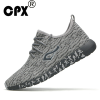 CPX Haute qualité Gris Pas Cher Formation Sport Confortable MAX taille 47 us12.5 zapatillas sport chaussures Super lumière Runing chaussures