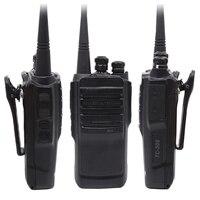 TC 508 Portable Two Way Radio TC508 Business radio TC 500S UHF VHF Handheld Walkie Talkie with Li ion Battery