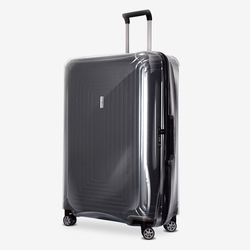 PVC Luggage Covers for American Tourister Suitcase Transparent Protector Cover with Zipper Clear Luggage Protective Cover Series