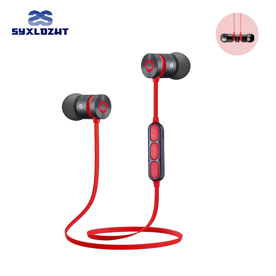 Bluetooth earphone Wireless headphones sport Earbuds with microphone headset stereo headphone auriculares kulakl k for phone