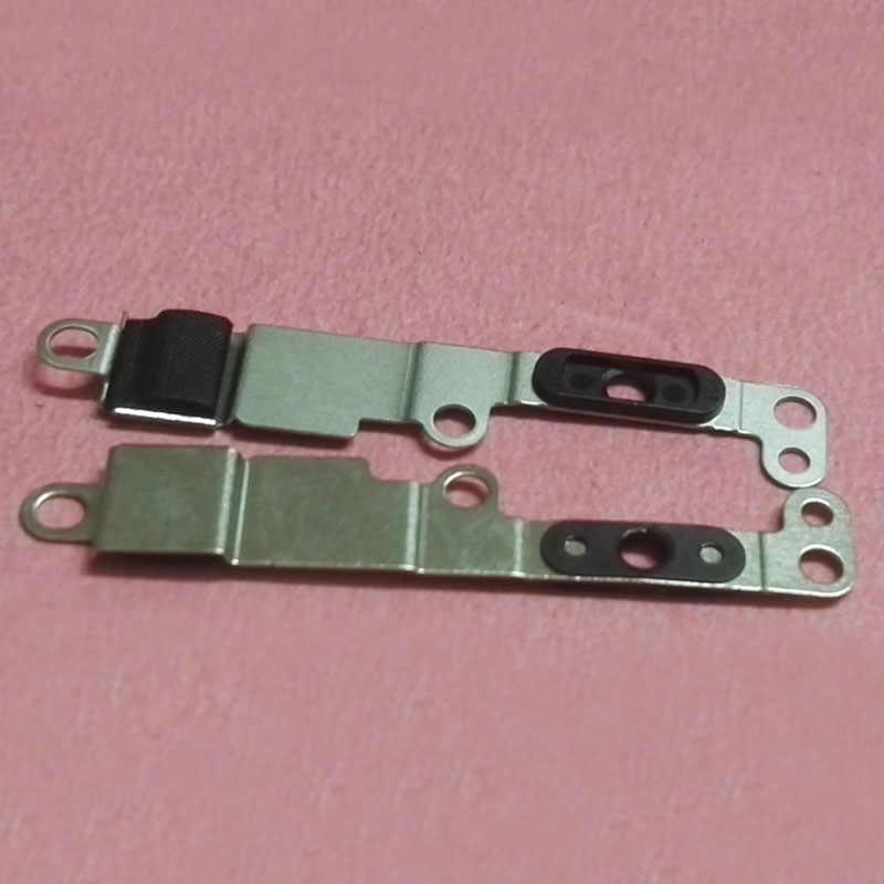 50 шт кнопка домой гибкий металлический кронштейн Крышка коннектора для iPhone 7 plus 7P 7G 7 plus 4,7 5,5 дюймов крепежный замок держатель прокладки