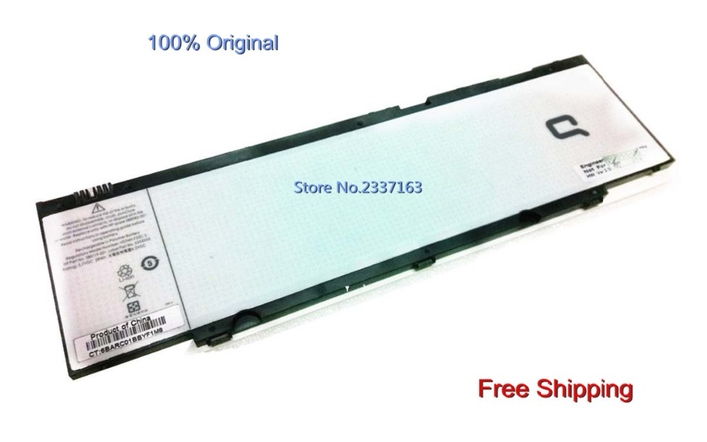 IECWANX 100% new Laptop Battery Hstnn-f23c (3.7V 28wh) for Hp Compaq Airlife 100 Smartbook Hstnn-f23c Hstnn-f23c-s