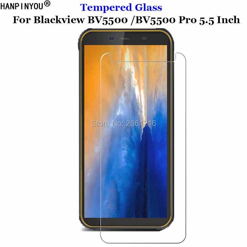 """For Blackview BV5500 Tempered Glass 9H 2.5D Premium Phone Screen Protector Film For Blackview BV5500 Pro 5.5"""""""
