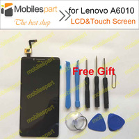LCD Screen For Lenovo A6010 100 New High Quality LCD Display Touch Screen For Lenovo A6010