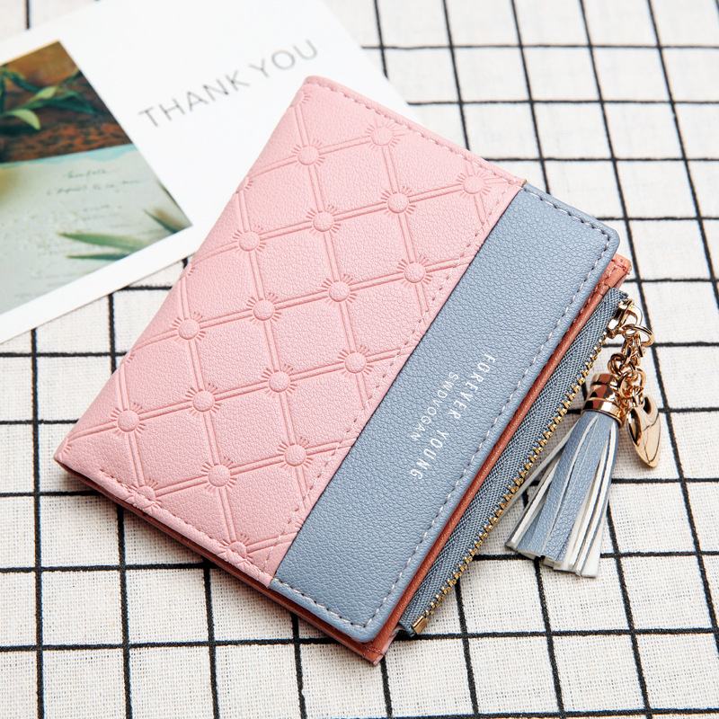 Leather Small Wallet Women Luxury Brand Famous Mini Women Wallets Purses Female Short Coin Zipper Purse Credit Card Holder citizen bm6630 51f