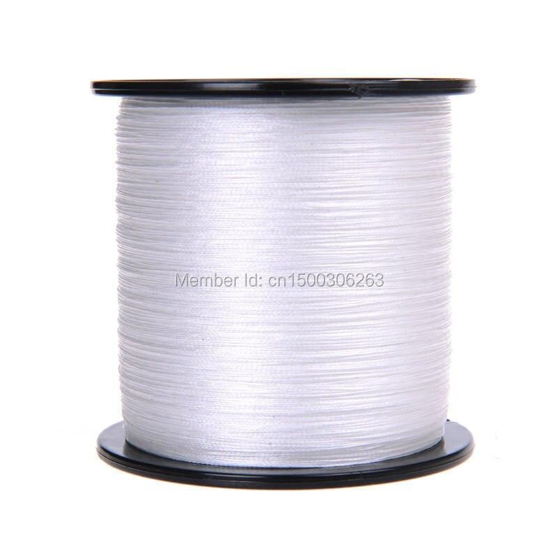 8 strands 500M white (3)