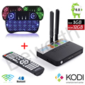 CSA93 Amlogic S912 Octa Core 3GB RAM 32GB Android 6.0 TV Box BT4.0 2.4/5.8G Dual WiFi H.265 4K 1000M Meida Player + i8 Backlit