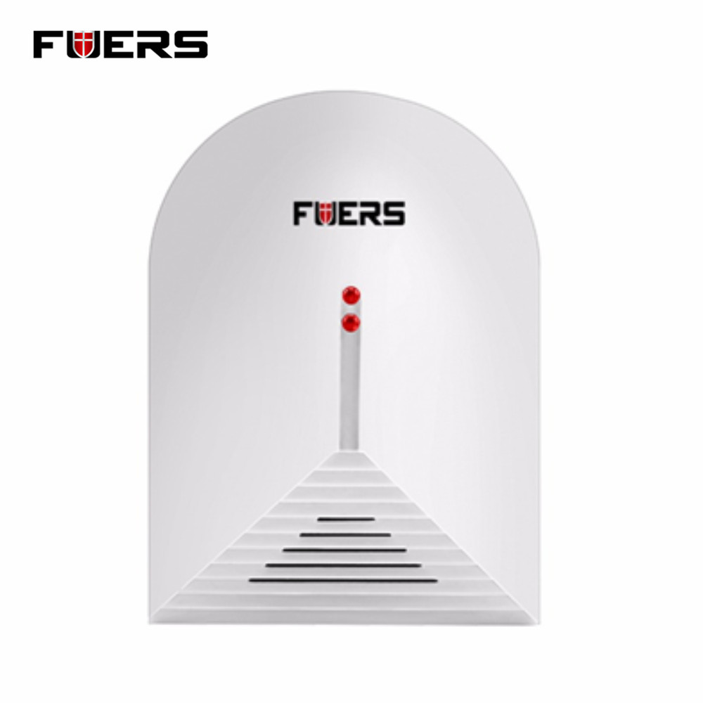 Fuers Wireless Glass Break Sensor Detector For My 99 Defense Zones PSTN Or GSM Alarm System 433 MHz Sensor For Home Protection