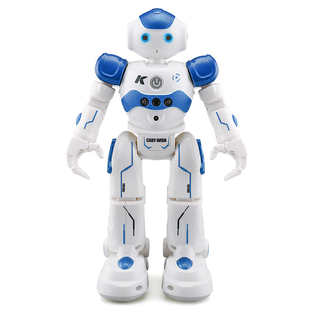 Rc Robot Intelligent Programming Remote Control Robot Toy
