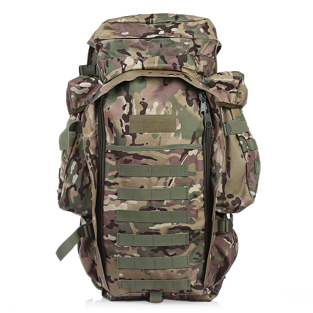 Outlife 60L Outdoor Backpack Military Backpack Sport Camping Bag Pack Rucksack For Hunting Shooting Trekking Hiking Traveling