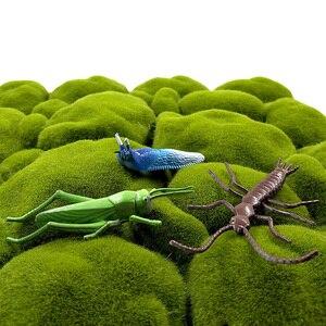 Image 2 - 12 قطعة الضفدع الحشرات ثعبان سحلية النمل مزرعة الحيوان متعة نموذج عمل الشكل هدية الكريسماس للأطفال تربية الأطفال حديقة لعبة