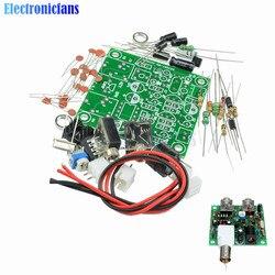 1Set QRP Pixie Kit 40M CW Ham Radio Shortwave Transmitter Receivers Module Radio Diy Kits 7.023MHz-7.026MHz 5x5cm