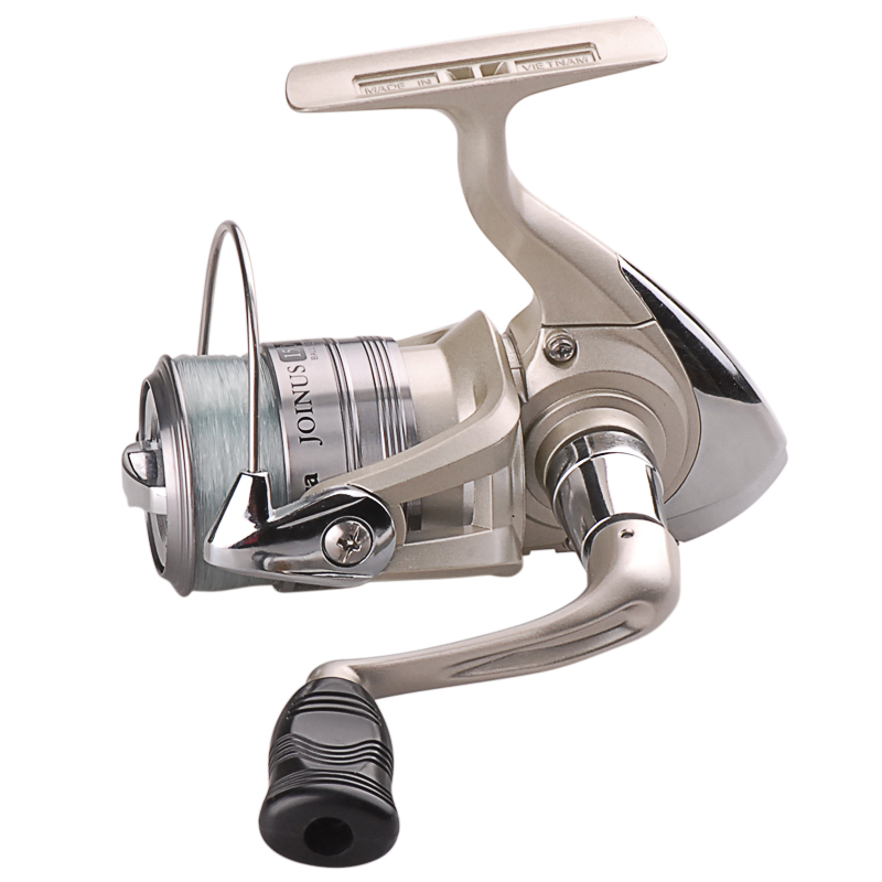 High Quality Spinning Fishing Reel 5.3:1/1BB Carretes Pesca Spinning Reels Carretilha Molinete Peche Fishing Tackle Tools smart baitcasting reel 6bb 6 2 1 right left hand reel molinete peche carretilha carretes pesca lure wheel fishing line winder