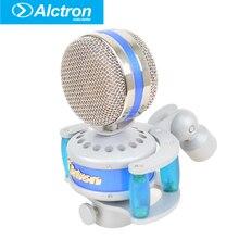 Alctron MC680 Professional Gold Diaphragm Studio Condenser Microphone,Studio Condenser Mic,Recording Microphone.