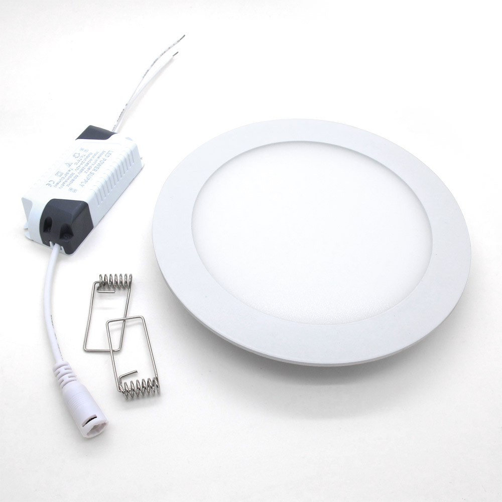 Ultra Thin Round 15w Led Downlight Dimmable Ceiling Lamp