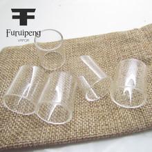 Tuba furuipeng dla TFV12 książę atomizer zbiornika wymienna rurka ze szkła borokrzemowego zestaw 5 tanie tanio Probówki