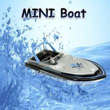 Fashion RC Boat Cool And Bright Electric Toys four Colors Mo