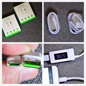 Image 5 - ORICO USB tipo c Cabo de Carregamento 5A QC 3.0 & Fio de Sincronização de Dados de Carregamento Do Telefone tablet Acessórios para oneplus 6 t tipo c cabo xiaomi