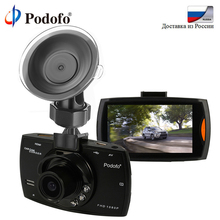 "Podofo Originale Macchina Fotografica Dell'automobile DVR 2.7 ""G30 Full HD 1080 P 170 Gradi Dashcam Video Registrar Visione Notturna del G -Sensor Dash Cam Dvr"
