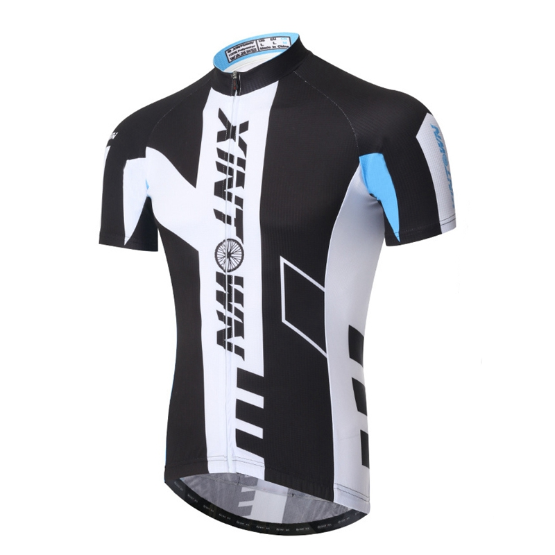 b8d408009 XINTOWN Pro mtb Cycling Jersey Bib Shorts Sets Men Blue Black Bike Clothing  Suits Male Team Bicycle Top Bottom Clothes Quick Dry