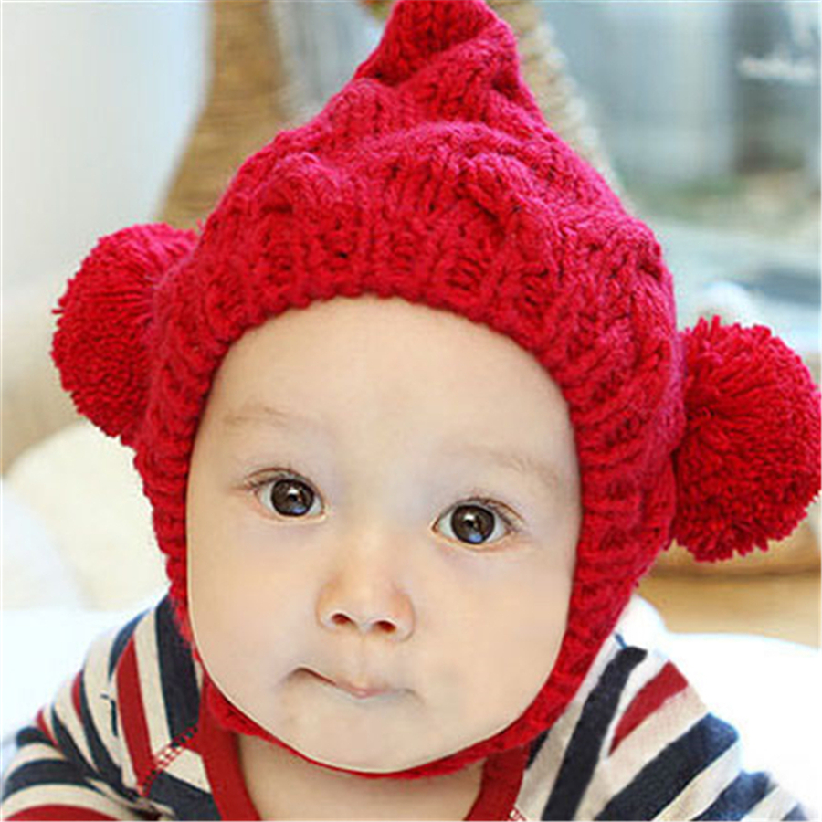 how to crochet baby hats with ears