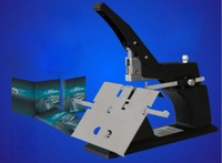 A3 Manual Stitcher Stapler Flat Nail Saddle Stitch Stapler Binding Machine
