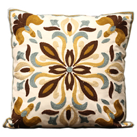 New Arrival 100 Cotton Embroid Sofa Cushion Cover Chinese Style