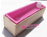 Toast Handmade Soap Cake Mold 1 Wooden Box 1silicone Mold Set Combo 1 2kg 26 7