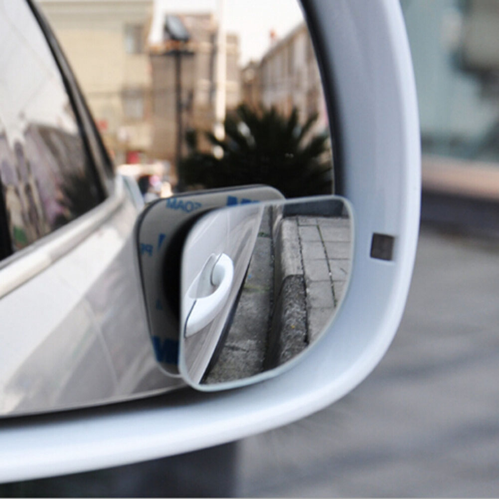 Good Quality Wide Round Mirror Angle Car Side Blind Spot Mirror - Car show display mirrors