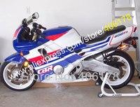 Hot Sales,fairing kit for Honda CBR 600 91 92 93 94 CBR600 1991 1992 1993 1994 F2 fairings Blue white motorcycle parts