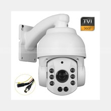 HD-TVI 1.3MP 960P 4″ Mini IR PTZ Speed Dome CCTV Security Camera 20x Zoom