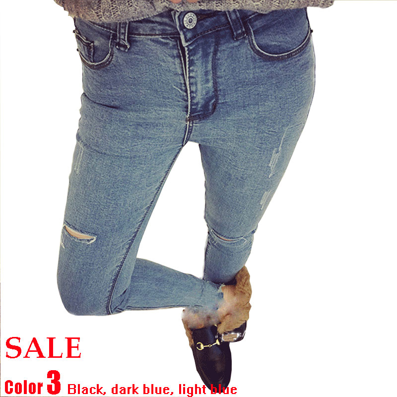 Online Get Cheap Black Womens Jeans -Aliexpress.com | Alibaba Group