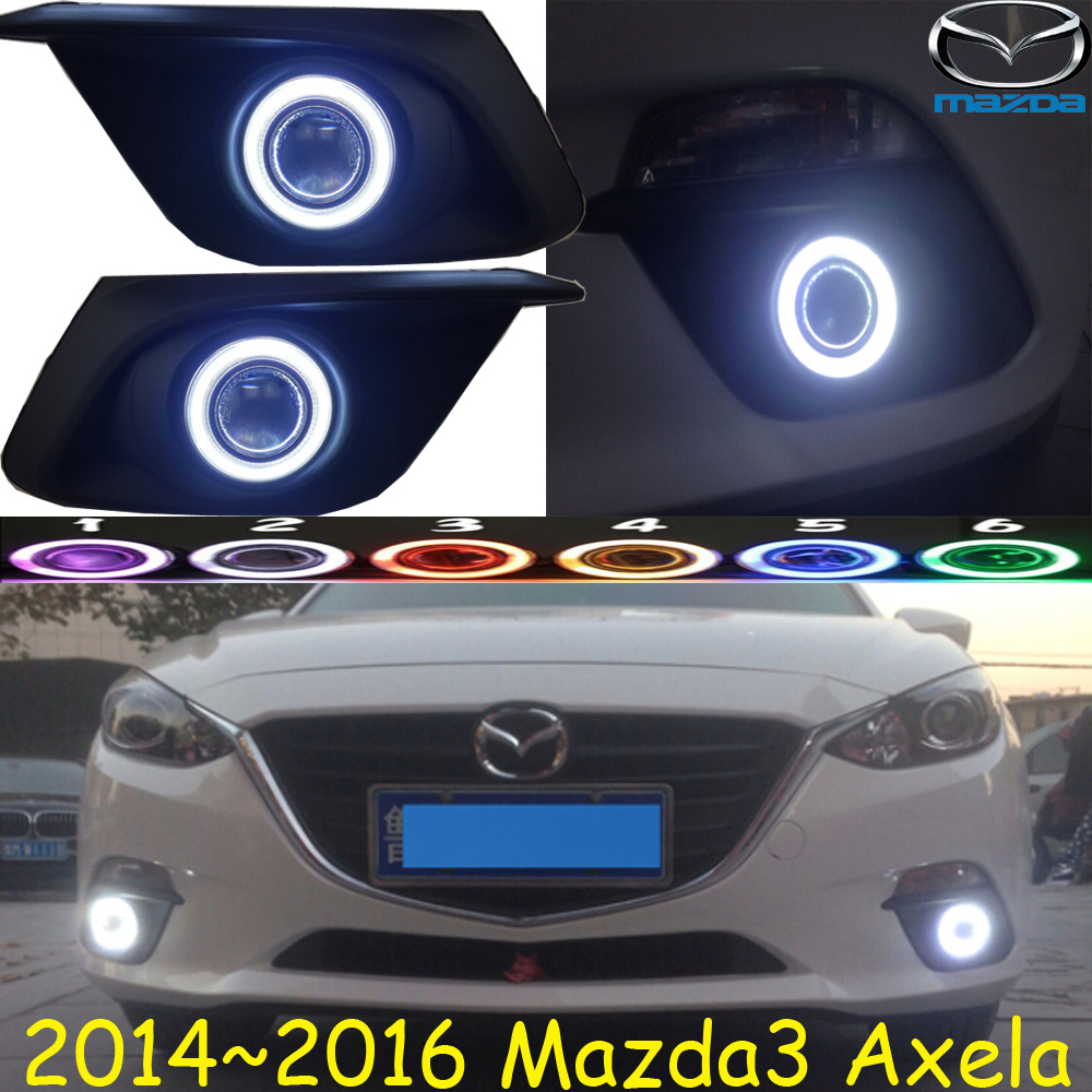 MAZD3 AXELA fog light 2014~2016 Free ship!MAZD 3 daytime light,2ps/set+wire ON/OFF:Halogen/HID XENON+Ballast,MAZD3  mazd cx 5 fog light led 2015 2016 free ship mazd cx 5 daytime light 2ps set wire on off halogen hid xenon ballast cx 5 cx5