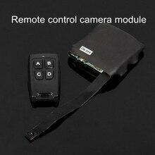 DIY 1280*960 Módulo de Câmera sem fio Controle Remoto Home Security Surveillance Camera Mini DVR