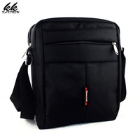 KAKINSU Male Bags Waterproof Nylon Oxford Cloth Travel Bag Fashion Business Men Shoulder Bags Casual Messenger
