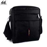 KAKINSU Male Bags Waterproof Nylon Oxford Cloth Travel Bag Fashion Business Men Shoulder Bags Casual Messenger