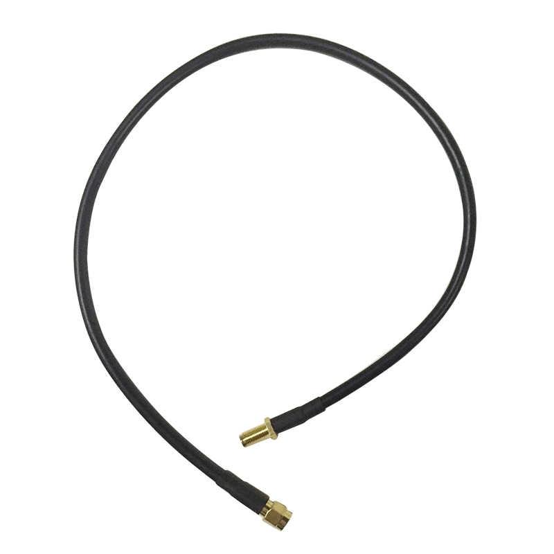RF WiFi אנטנת SMA זכר כבל צמת SMA נקבה אלחוטי 50 CM עבור wifi נתב הארכת מתאם MAL999