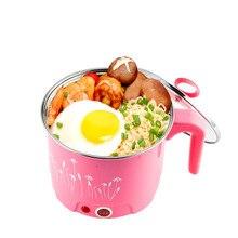 1.5L/1.8L multicuiseurs électrique poêle nouilles cuiseur à riz isolation thermique casserole récipient alimentaire avec des cadeaux gratuits