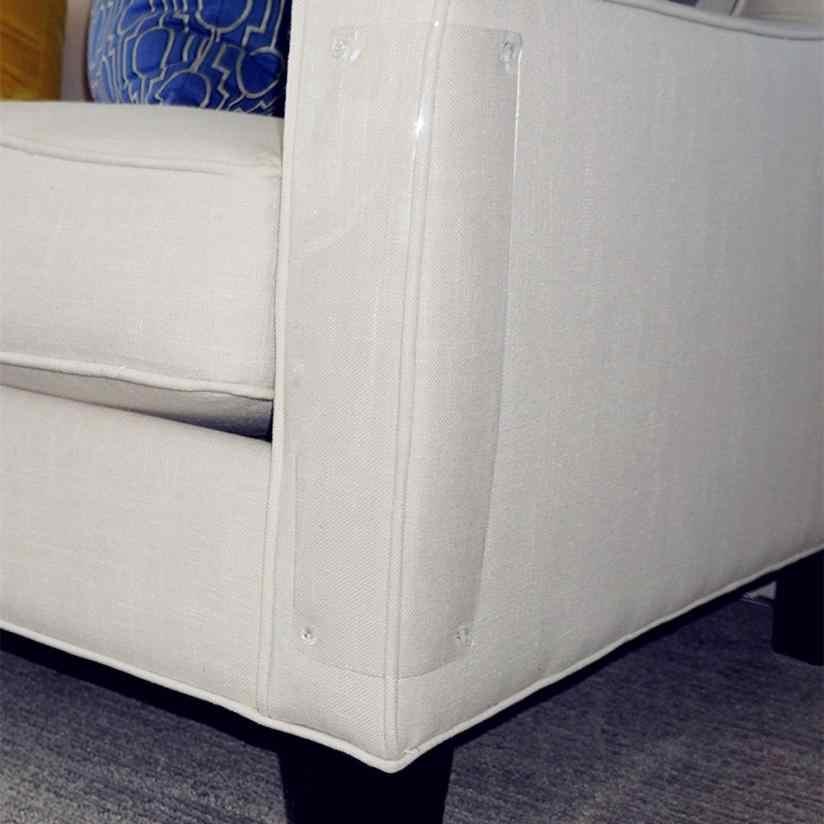 Nova 2 Pcs Sofá Guarda Protective Film Anti-Grab Adesivo Animais de Estimação Arranhando Sofá sofá Protetor protetor Adesivo 33