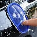 Accesorios para herramientas de limpieza de coches de lana suave para lavado de coches