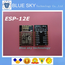 2015 New Version ESP8266 ESP-12E ESP 12E Wireless WiFi Module with Extra 6 IO SPI Compatible with ESP-12 Authenticity Guaranteed