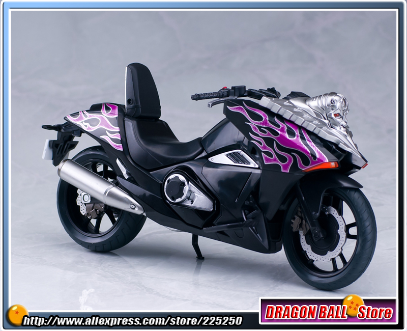 Japan Masked Kamen Rider Drive Original BANDAI Tamashii Nations SHF/ S.H.Figuarts PVC Action Figure Bike Ride Chaser