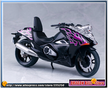 "Japan ""Masked Kamen Rider Drive"" Original BANDAI Tamashii Nations SHF/ S.H.Figuarts PVC Action Figure Bike   Ride Chaser"