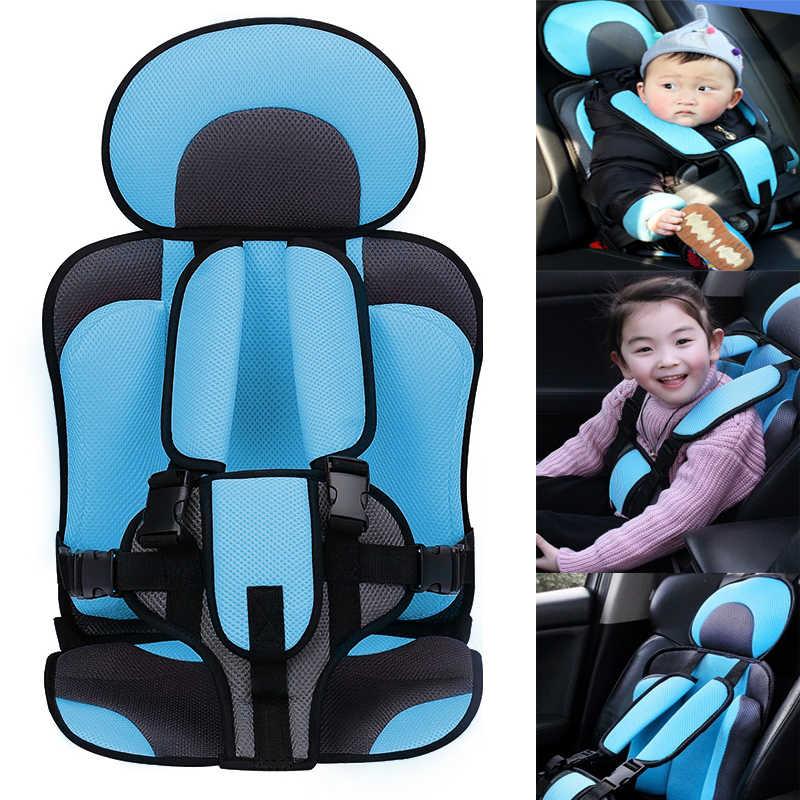 6 месяцев до 5 лет регулируемый питьевой дети Безопасный стул подушки впитывающий спонж коляска коврик малыша Сиденье Автокресла