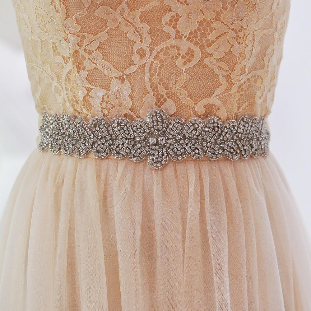TOPQUEEN LIVRAISON GRATUITE S245 Strass Perles De Mariage Ceintures  ceintures De Mariage, Strass Perles De Mariée ... bfb7ddd819f