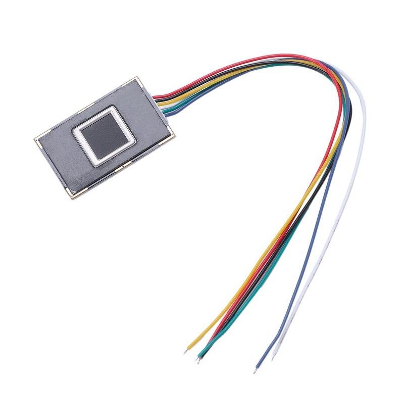 R301T kapasitif parmak izi erişim kontrol modülü sensörü android için tarayıcı Linux Windows title=
