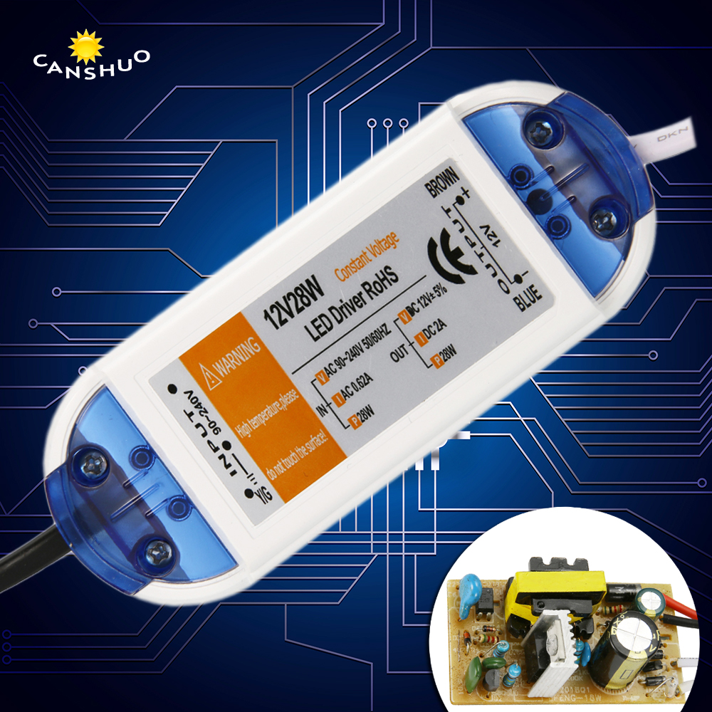 18284872100W Power Supply DC12V Adapter Transformers Switch for LED Strip RGB Ceiling Light Bulb Driver Power Supply 220V
